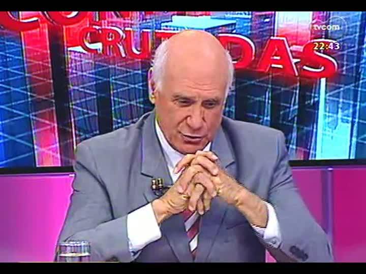 Conversas Cruzadas - ICMS: projeto aprovado em comissão do Senado pode prejudicar ainda mais as finanças do RS. O que fazer? - Bloco 3 - 10/05/2013