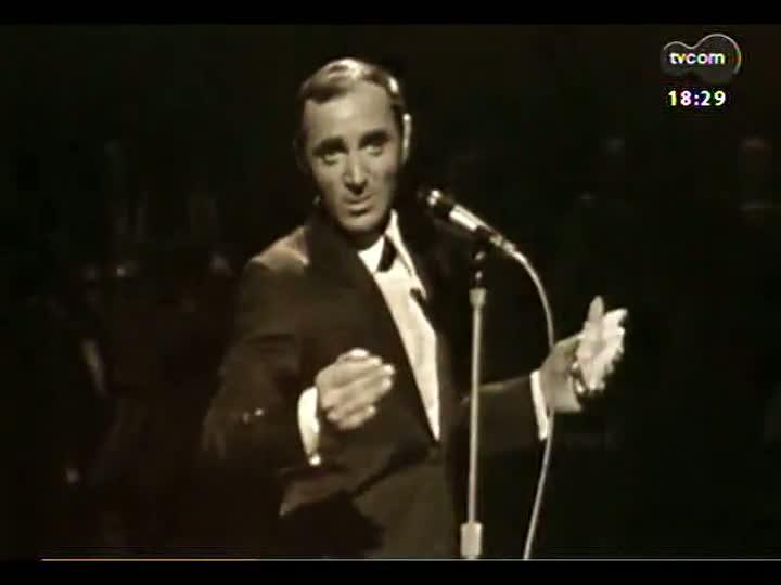 Programa do Roger - Homenagem a Charles Aznavour - bloco 4 - 22/05/2013