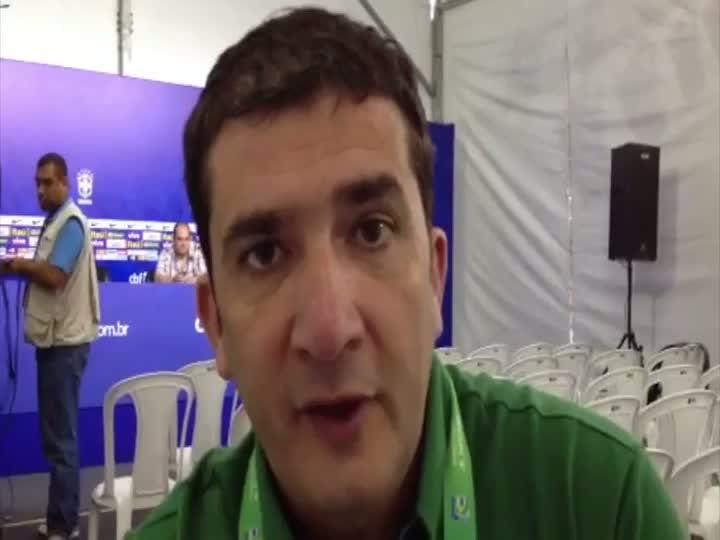Copa das Confederações 2013: Sala de Imprensa - 16/06/2013