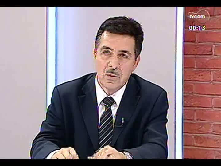 Mãos e Mentes - Presidente do Conselho de Ciência e Tecnologia de Porto Alegre, Edgar Bortolini - Bloco 4 - 04/07/2013