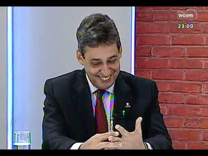 Mãos e Mentes - Vice-prefeito de Porto Alegre, Sebastião Melo - Bloco 1 - 11/08/2013