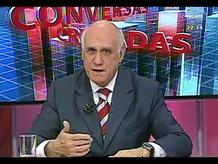 Conversas Cruzadas - Debate sobre as perspectivas da CPI da Procempa - Bloco 2 - 20/08/2013