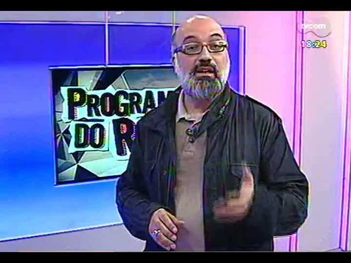 Programa do Roger - Confira o clipe de O Rappa para a música \'Auto reverse\' - bloco 4 - 21/08/2013