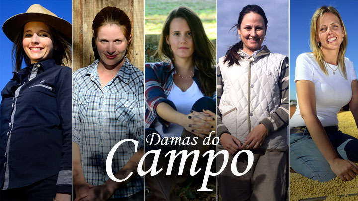 As damas do campo