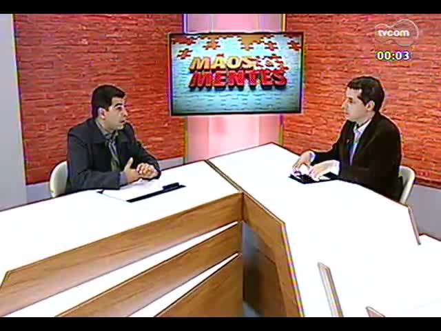 Mãos e Mentes - CEO da BRIO, Marcelo Flores - Bloco 3 - 02/10/2013