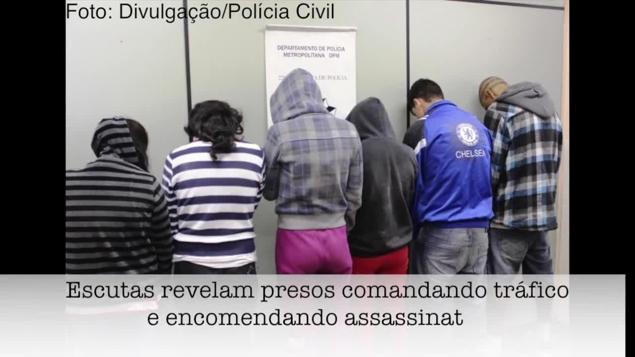 Soltos para o crime: 22 ladrões e traficantes foram soltos por dia das cadeias gaúchas no ano passado. 17/10/2013