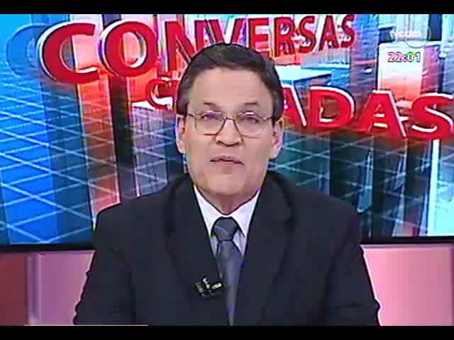 Conversas Cruzadas - Debate sobre o projeto de emenda à Constituição que proíbe a divulgação de pesquisas eleitorais 15 dias antes do pleito - Bloco 1 - 29/10/2013