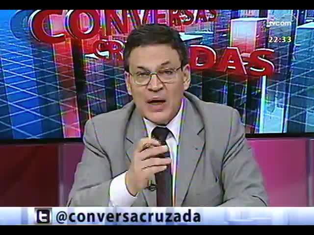 Conversas Cruzadas - Debate sobre os buracos constantes na área do Conduto Álvaro Chaves - Bloco 2 - 21/11/2013