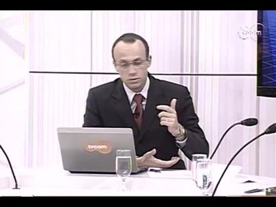 Conversas Cruzadas - 2o bloco - Estado começa a quitar dívida - 2/12/2013