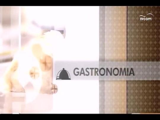 TVCOM Tudo Mais - 4o bloco - Gastronomia e entrevista Renata Kuerten - 16/12/2013