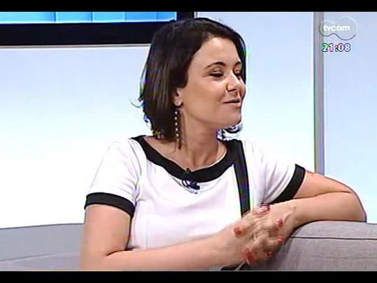 TVCOM Tudo Mais - Fernanda Pandolfi, da coluna Rede Sociais da Zero Hora, fala sobre Punta del Este