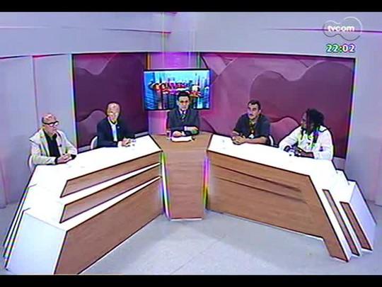 Conversas Cruzadas - Debate sobre os \'rolezinhos\': Será que vão chegar até o Rio Grande do Sul? - Bloco 1 - 14/01/2014