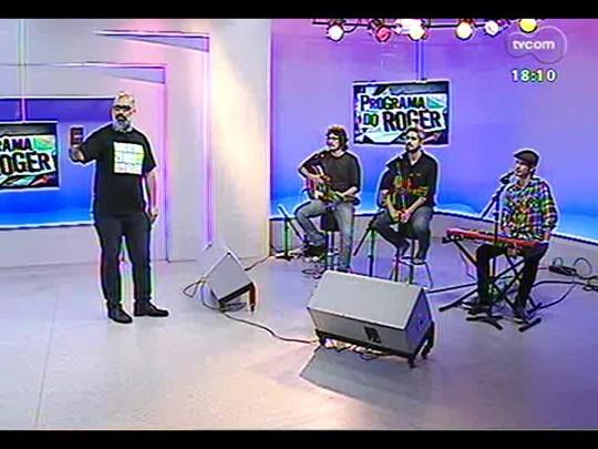 Programa do Roger - Banda Fantomáticos - Bloco 3 - 26/02/2014