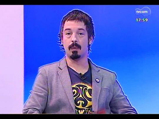 """Programa do Roger - Pedro Ledmar, diretor de arte e Maicon Dewes, diretor geral, falam sobre Documentário \""""Heranças\"""" - Bloco 2 - 14/04/14"""