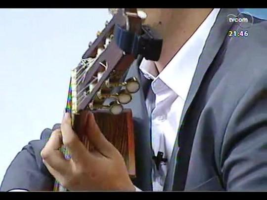 TVCOM Tudo Mais - Chorinho no quadro de música com Lucio Brancato