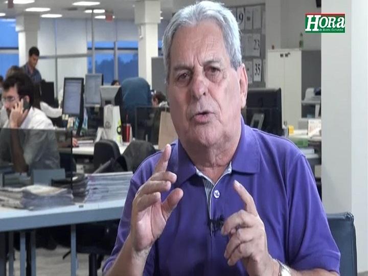 """Miguel Livramento: \""""A principal carência do Figueirense é a organização dentro de campo\"""""""