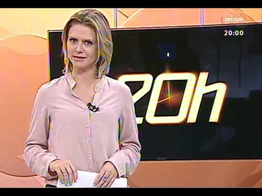 TVCOM 20 Horas - Lei da prevenção contra incêndios do RS é contestada por prefeituras e engenheiros - Bloco 1 - 19/05/2014