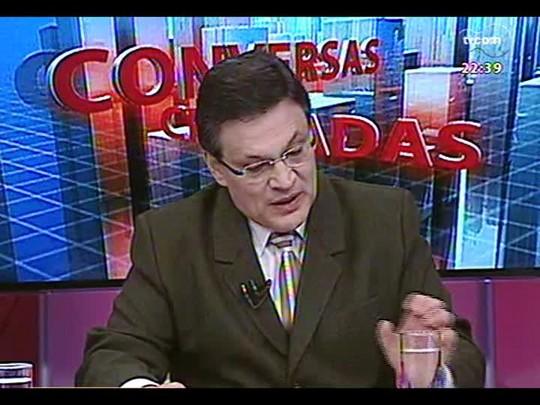 Conversas Cruzadas - Os moradores de rua de POA e a Copa do Mundo - Bloco 2 - 04/06/2014