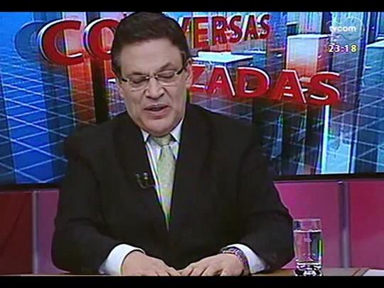 Conversas Cruzadas - O choro dos jogadores da Seleção e o estresse do dia a dia: a pressão ajuda ou atrapalha? - Bloco 3 - 02/07/2014