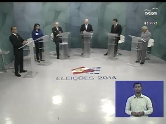 Debate 2014 - 2º Bloco - 11.07.14