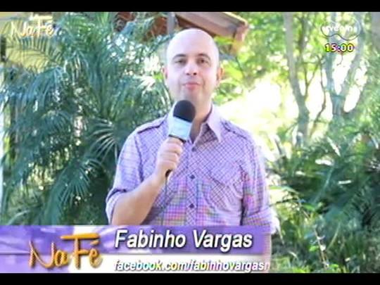 Na Fé - Clipes de música gospel e bate-papo com Marcelo Dias e Fabiana - 03/08/2014 - bloco 1