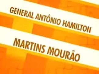 Mãos e Mentes - Comandante Militar do Sul general Antônio Hamilton Martins Mourão - Bloco 1 - 24/08/2014
