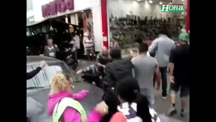 Vídeo mostra ação da PM que resultou na morte de ambulante com tiro na boca