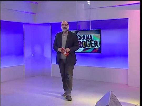 Programa do Roger - Saulo Fietz - Bloco 1 - 05/11/2014