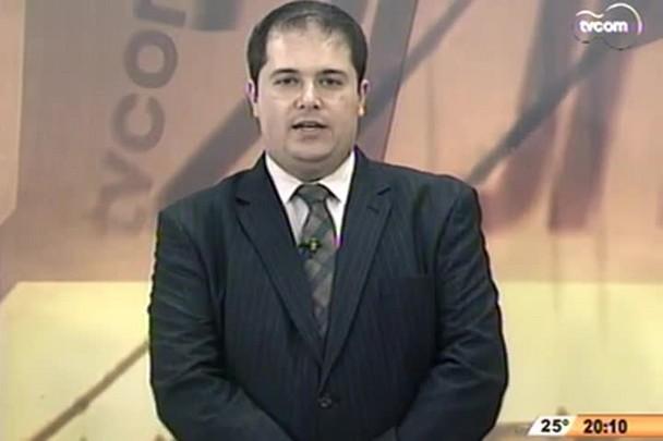 TVCOM 20h - Entidades pedem prorrogação do prazo para término da análise do Plano Diretor - 24.11.14