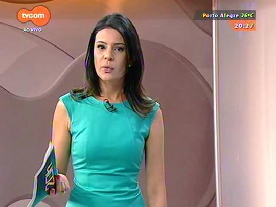 TVCOM 20 Horas - Lei de renegociação de dívida com a União é publicada no Diário Oficial - 26/11/2014
