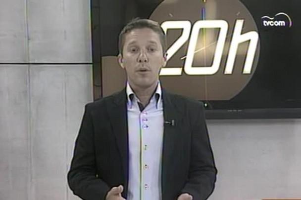 TVCOM 20h - PM fala sobre operação para manter segurança no trânsito durante o fim de ano - 27.12.14