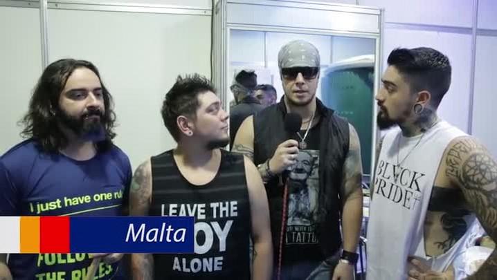 Banda Malta elogia gaúchos