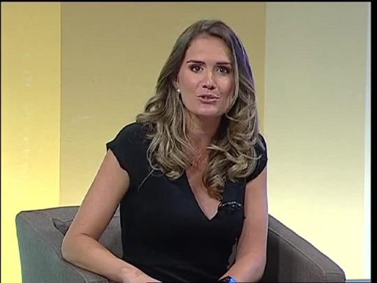 TVCOM Tudo Mais - Dado Schneider fala sobre a palestra muda