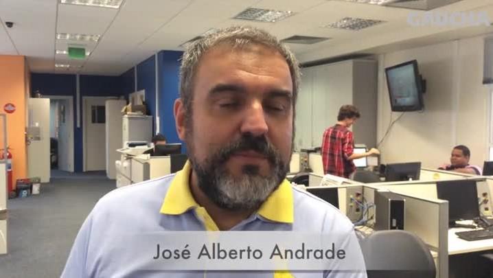 Zé Alberto Andrade projeta a partida entre São Paulo - RG x Internacional