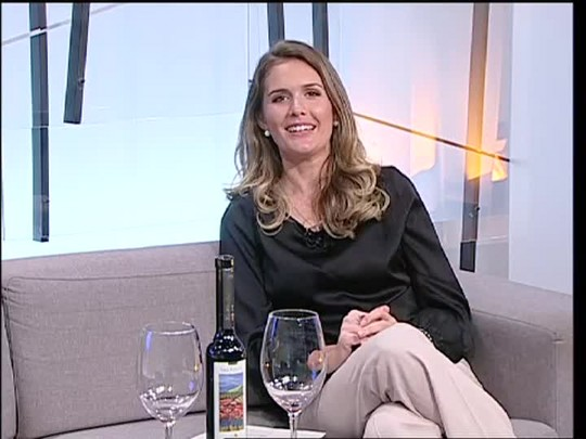 TVCOM Tudo Mais - \'As Boas Coisas da Vida\': Irineu Guarnier Filho traz um vinho raro de edição limitada