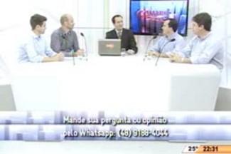 Conversas Cruzadas -  Conselho de Desenvolvimento Econômico Sustentável de Palhoça - 3ºBloco - 14.04.15