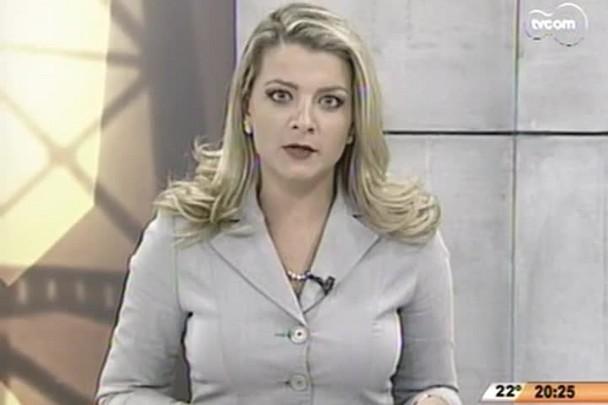 TVCOM 20 Horas - Justiça determina bloqueio de bens para pagamento a Hospital São José de Criciúma - 16.04.15