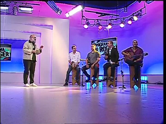 Programa do Roger - Elias Barboza - Bloco 4 - 27/04/15