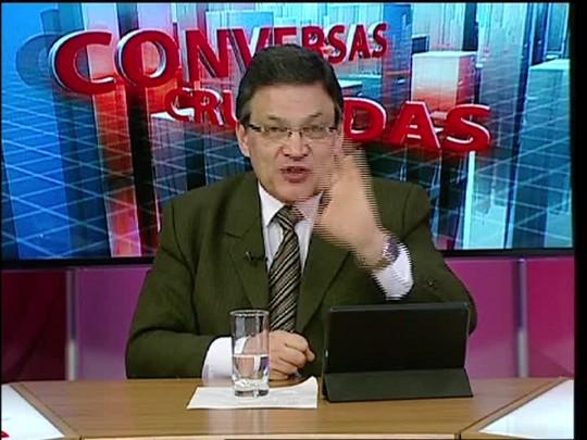 Conversas Cruzadas - Debate sobre a ruptura da política nacional e o pacote do governador Sartori - Bloco 4 - 19/06/15