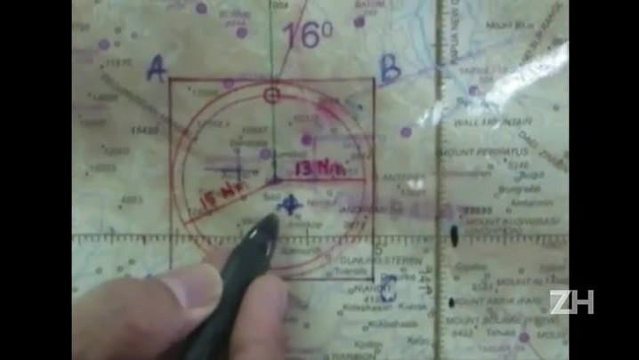 Encontrados os 54 corpos do avião que caiu na Indonésia