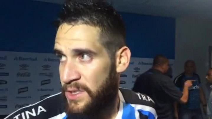 "Marcelo Oliveira, sobre o Gre-Nal: \""Vamos dar a vida lá\"""