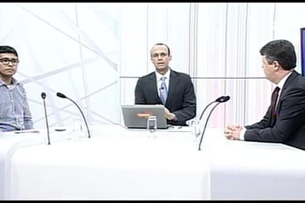 TVCOM Conversas Cruzadas. 2º Bloco. 10.12.15
