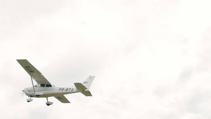 Aeroclube de Montenegro comemora 75 anos com aerofestival