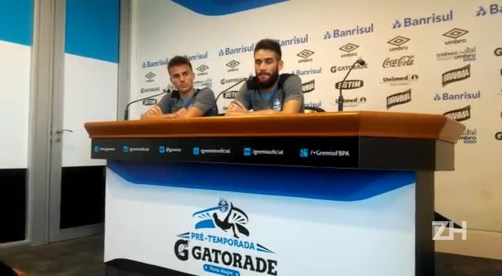 Marcelo Oliveira fala sobre permanência da equipe