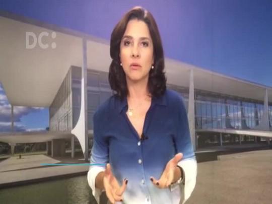 Carolina Bahia: Lula fez um discurso para a militância