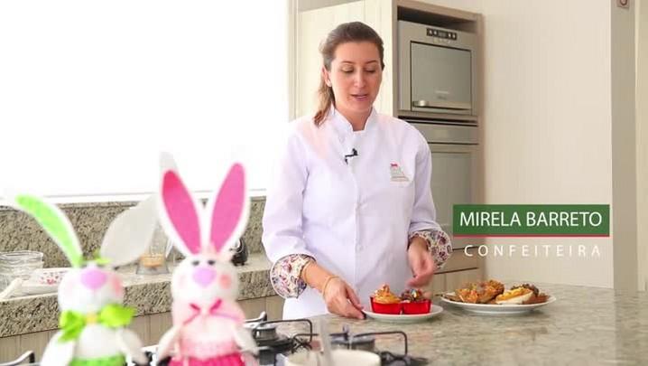 Aprenda a fazer um Ovo de colher