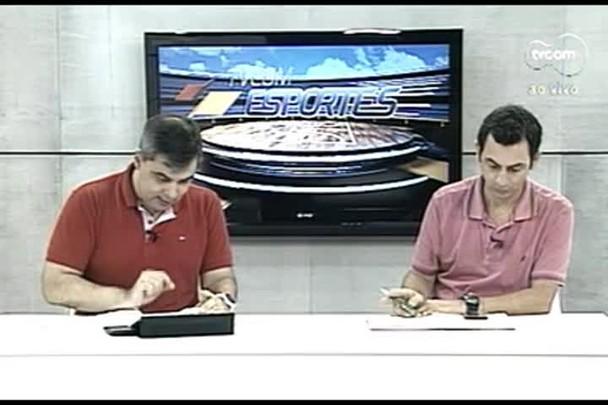TVCOM Esportes. 4º Bloco. 20.04.16