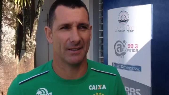 Nivaldo fala sobre mais uma final pela Chapecoense