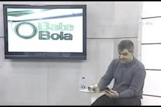 TVCOM Bate Bola. 5º Bloco. 23.05.16