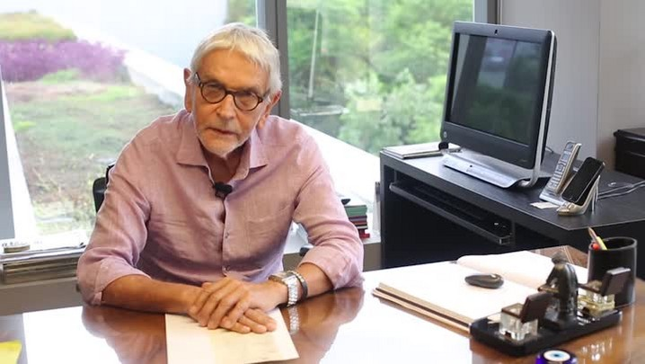 Fernando Ernesto Corrêa lê Paulo Sant\'Ana